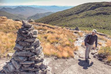 Cairn Adirondack Peak