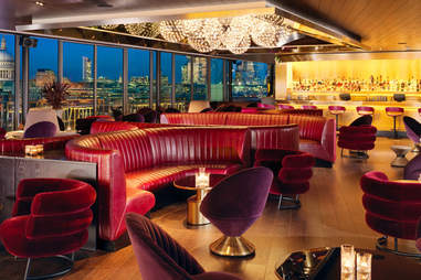Modrian London Rumpus Room