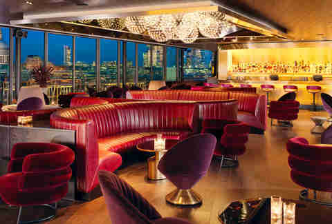 Modrian London Rumpus Room
