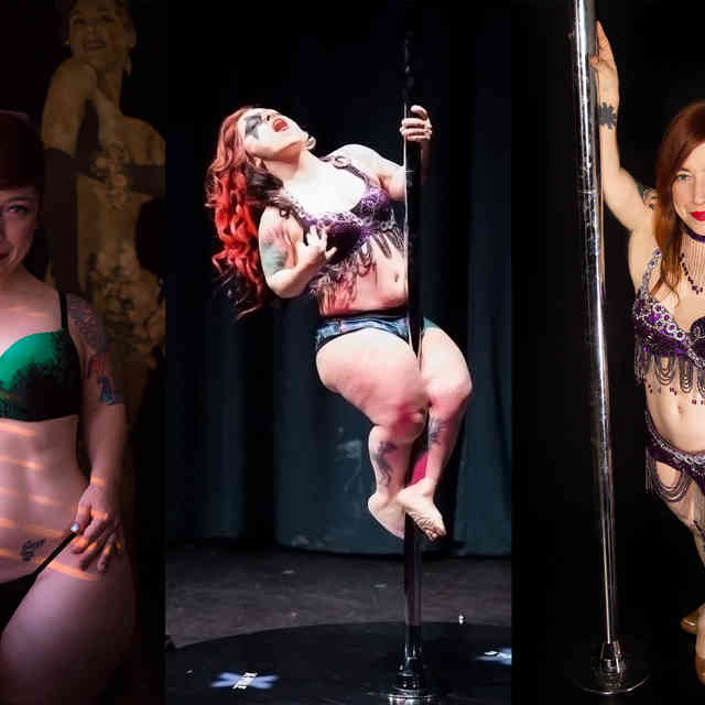What Life Is Like as a 4-Foot Stripper