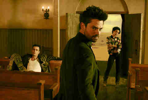 dominic cooper on preachers