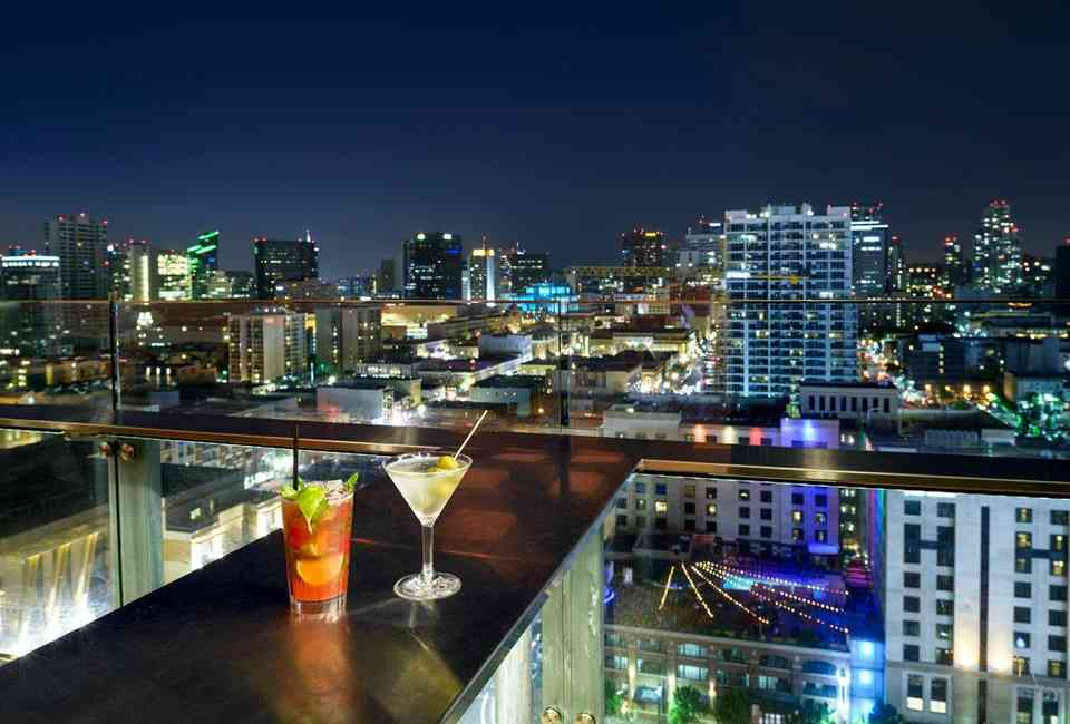 Best Rooftop Bars In San Diego For Drinking With A View