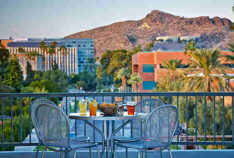 Brave the Heat This Summer at the Valley's Best Rooftop Bars and Lounges