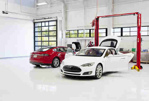 Tesla Motors has a lot of problems that need fixing