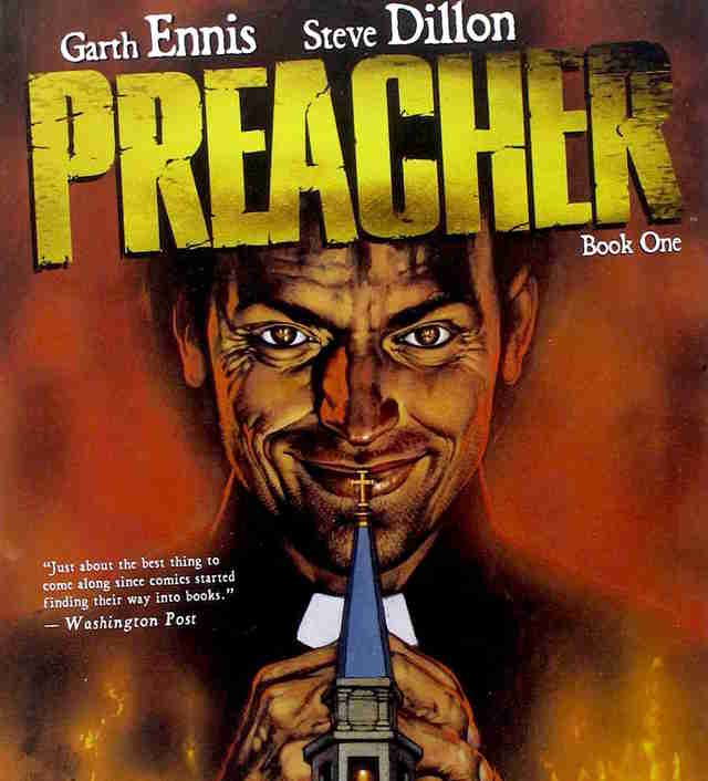 Preacher comics TV adaptation