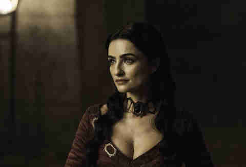 red queen in meereen - game of thrones