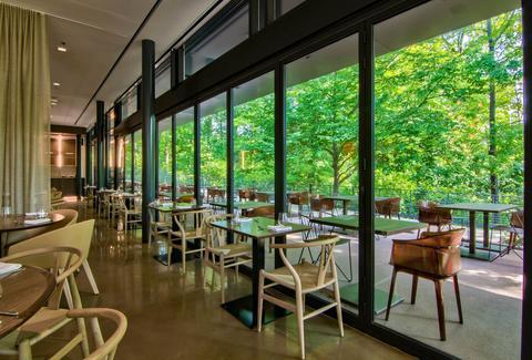The Cafe At Linton 39 S In The Garden A Atlanta Ga Restaurant