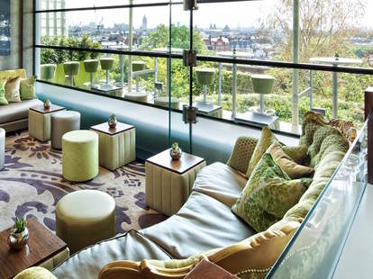 The Roof Gardens London
