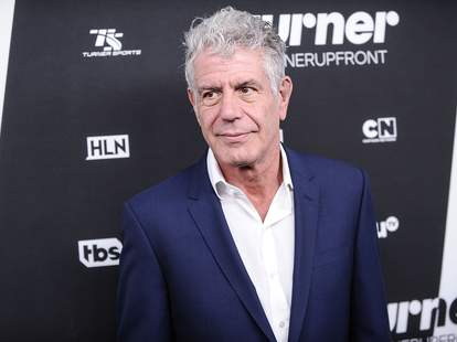 Anthony Bourdain President Obama