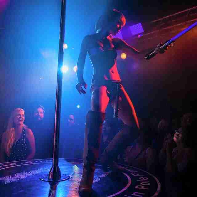 Devil's Playground Burlesque