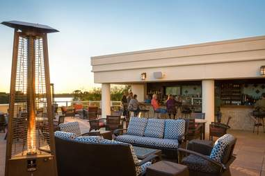 Aqua Terrace Roof-Top Bar