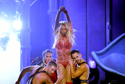 Britney Spears, Billboard Awards