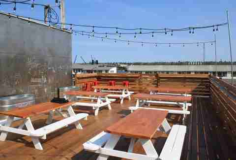 Rooftop Brewing Company seattle