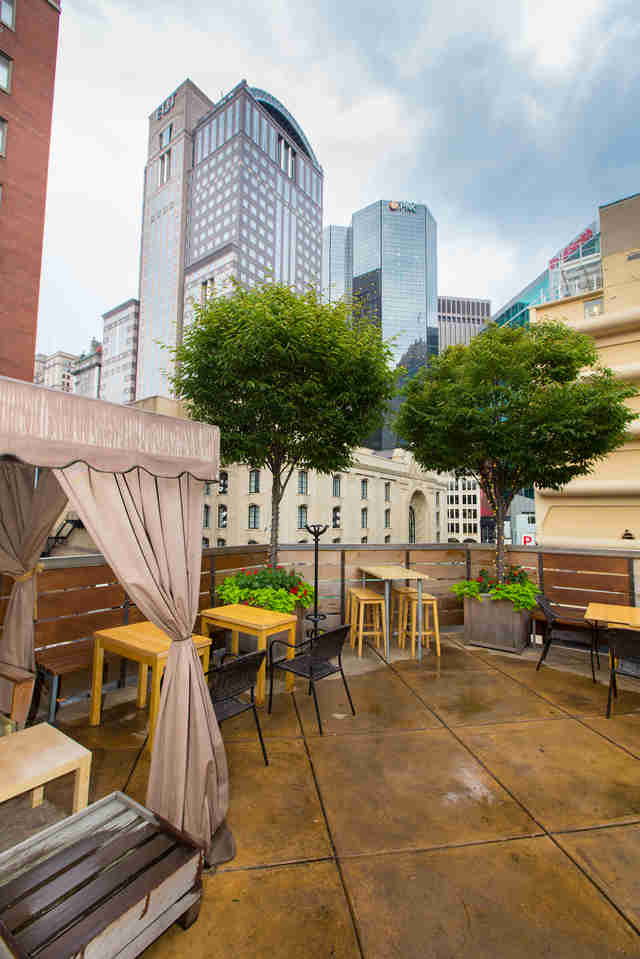 Best Rooftop Bars In Pittsburgh Pa For Summer Drinking