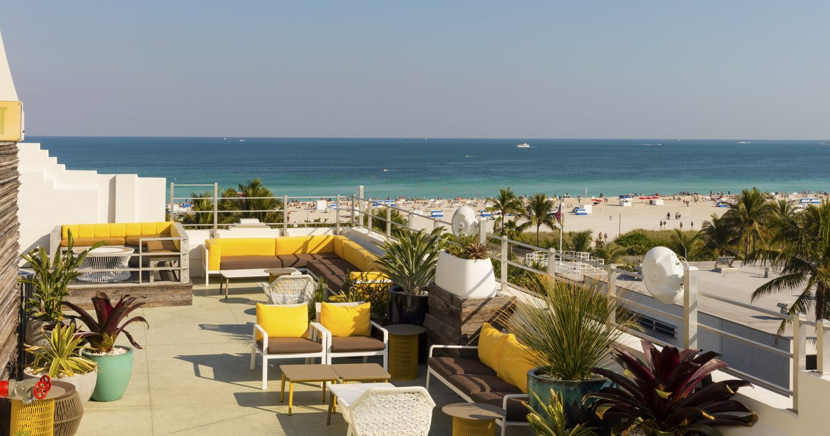 Miami's Best Rooftop Bars