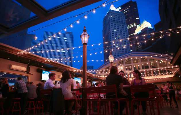 Celebrate Outdoor Drinking Season at Pittsburgh's Best Rooftop Bars