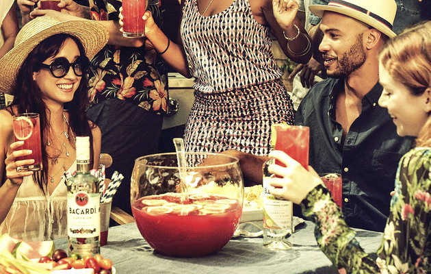 Do Summer Right With These BACARDÍ Cocktails