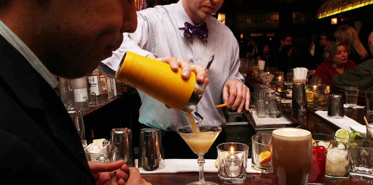 The Sidecar: Simple Recipe, Complex History