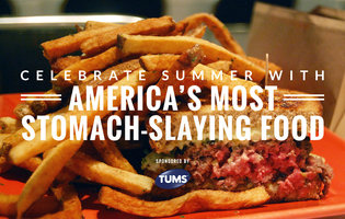 celebrate summer with america s most stomach slaying food
