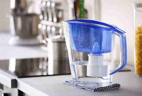 There's a Good Chance You're Wasting Money on That Filtered-Water Pitcher