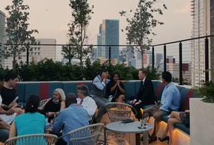 Pawn Broker Rooftop and Lounge