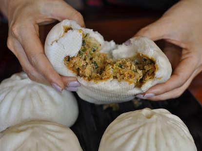 giant dumplings los angeles