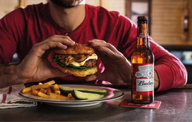 The Beautiful Simplicity of a Bud and a Burger