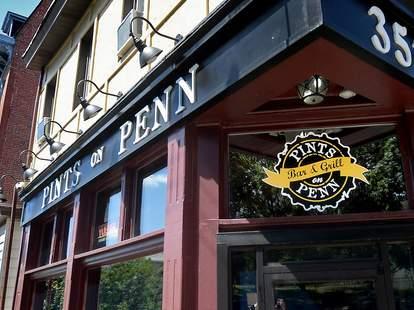 Pints on Penn