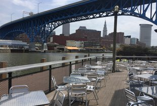 Lakeside Patios & Rooftop Views: The Best Outdoor Drinking Spots in Cleveland