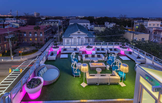 The Best Rooftop Bars in Charleston