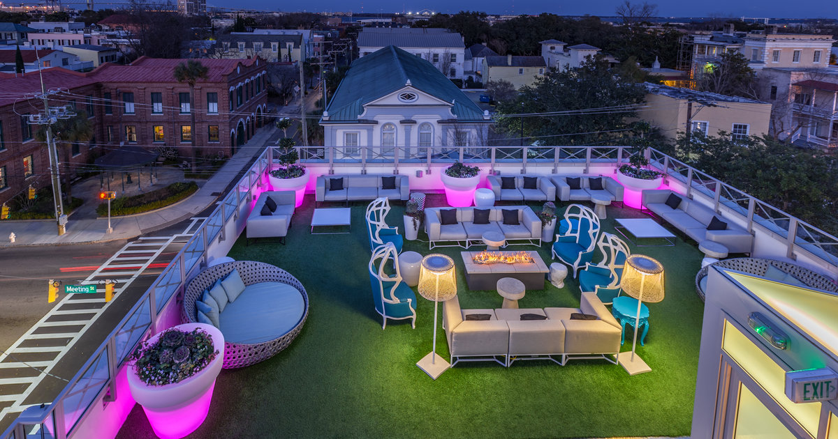 Best Rooftop Bars In Charleston Sc Thrillist