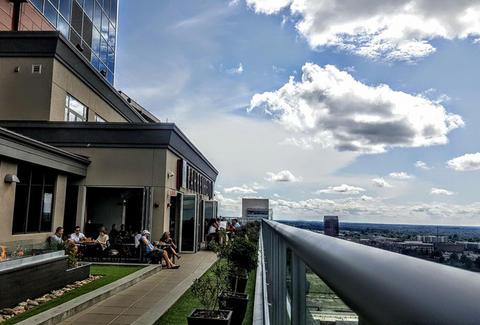 Best Rooftop Bars in Charlotte, North Carolina - Thrillist