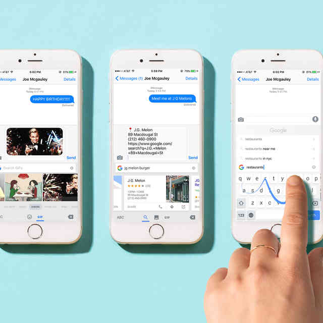 This New iPhone Keyboard Makes Texting So Much Better