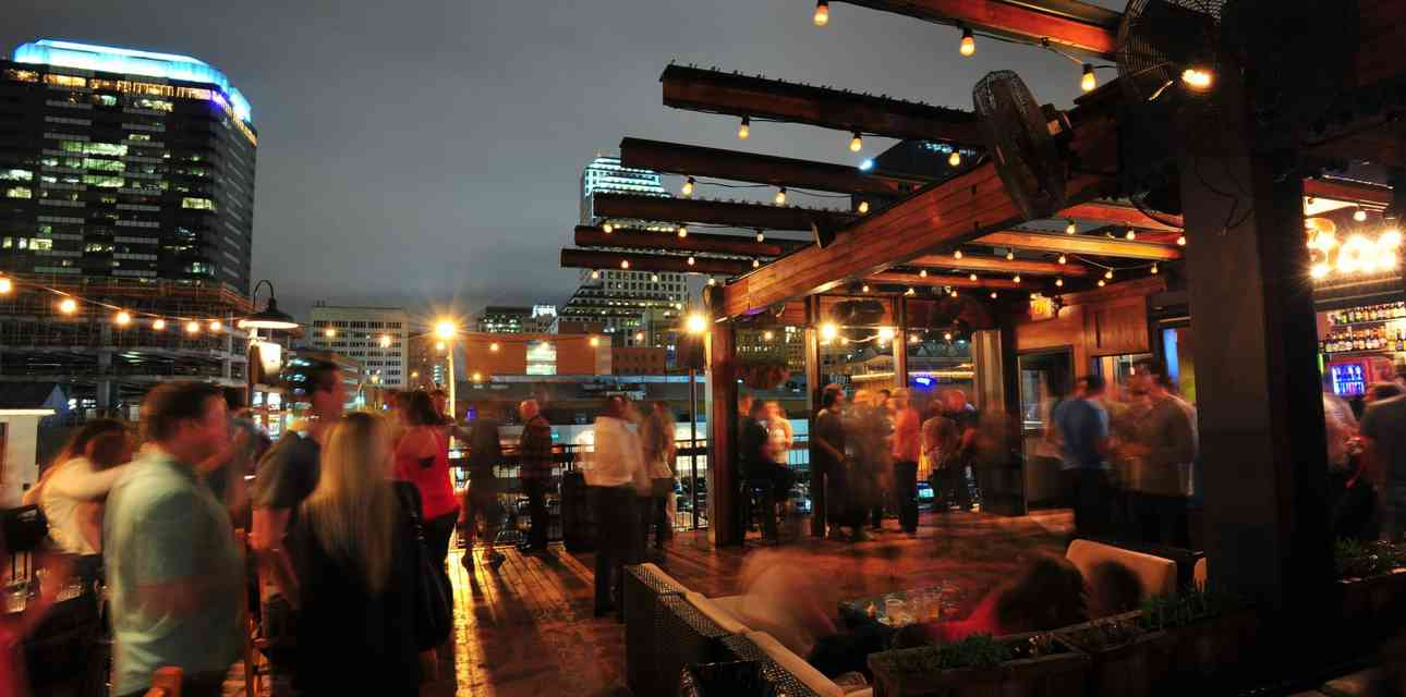 Drink at Austin\'s Best Rooftop Bars to Escape the Heat This Summer