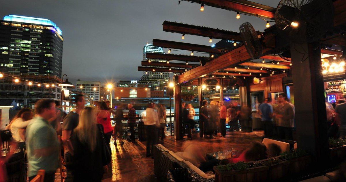 Best Rooftop Bars In Austin Texas Thrillist