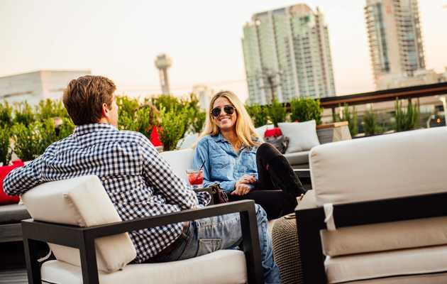Dallas' Best Rooftop Bars for Beating the Heat