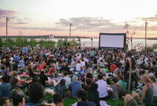 The Best Outdoor Movies in NYC This Summer