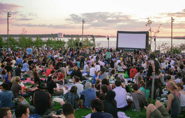 Every Free Outdoor Movie Playing in NYC This Summer