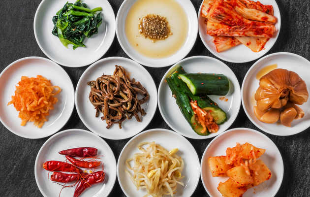 The Best Korean Food in the East Bay