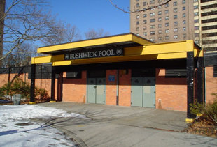Bushwick Playground Pool