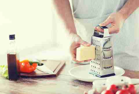 cooking cheese grater
