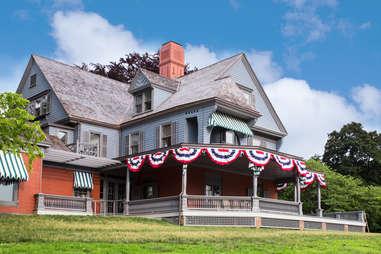 Oyster Bay NY Teddy Roosevelt