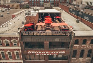 George Jones Museum and Rooftop Bar