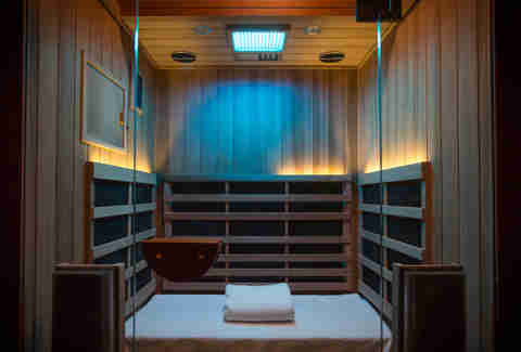 HigherDOSE infrared sauna