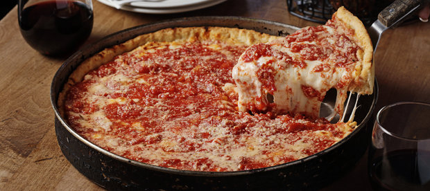 12 Things to Know About Chicago's Famous Lou Malnati's Pizza, Now Open in Phoenix