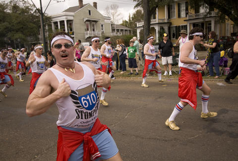 610 stompers, new orleans