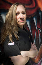 Chef Sarah Nelson