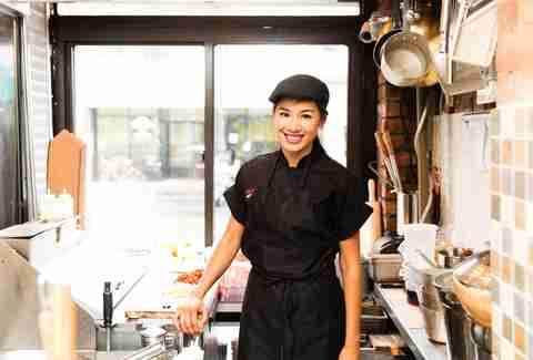 Chef Bao Bao of Baoburg