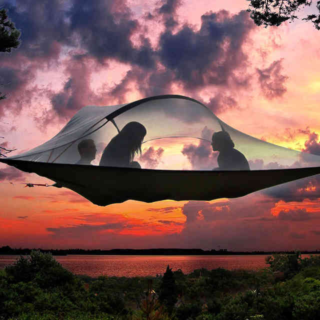 The 13 Coolest Hammocks You Can Buy Right Now
