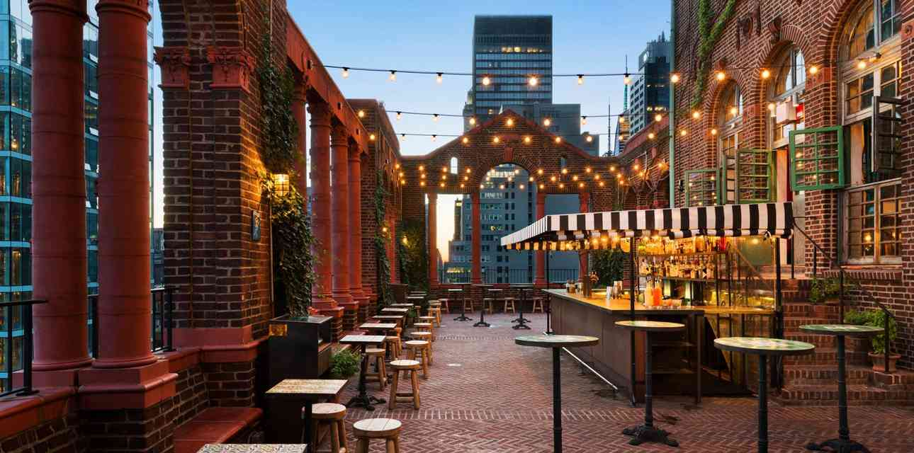 The Ultimate Guide to Outdoor Bars and Restaurants in NYC